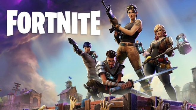 Tua game Fortnite se cap ben Android, doc quyen tren Galaxy Note9 hinh anh 1