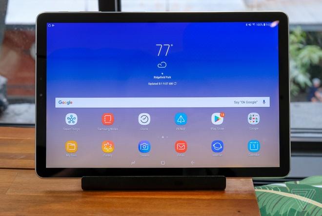 Galaxy Tab S4 ra mat anh 1