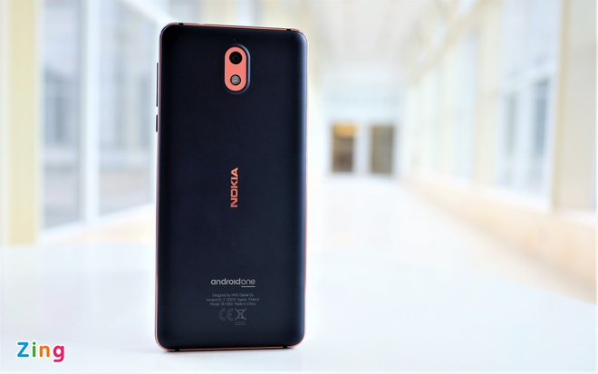 Trai nghiem nhanh Nokia 3.1: Thiet ke cung cap, man hinh 18:9 hinh anh 8