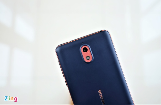 Trai nghiem nhanh Nokia 3.1: Thiet ke cung cap, man hinh 18:9 hinh anh 9