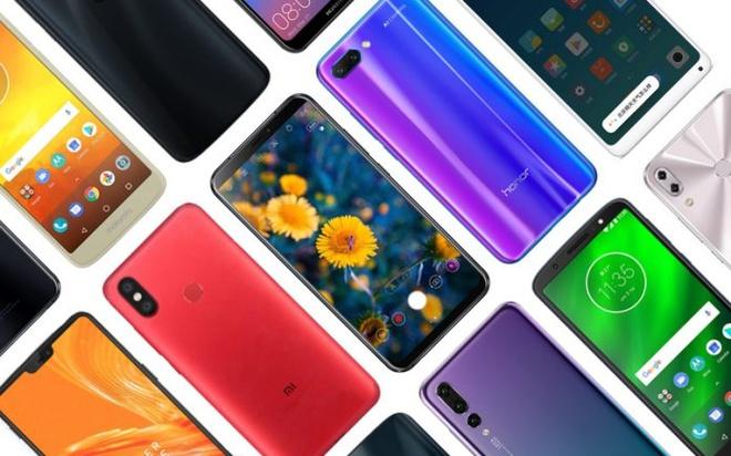 Loat smartphone tam trung hap dan trong nam 2018 hinh anh