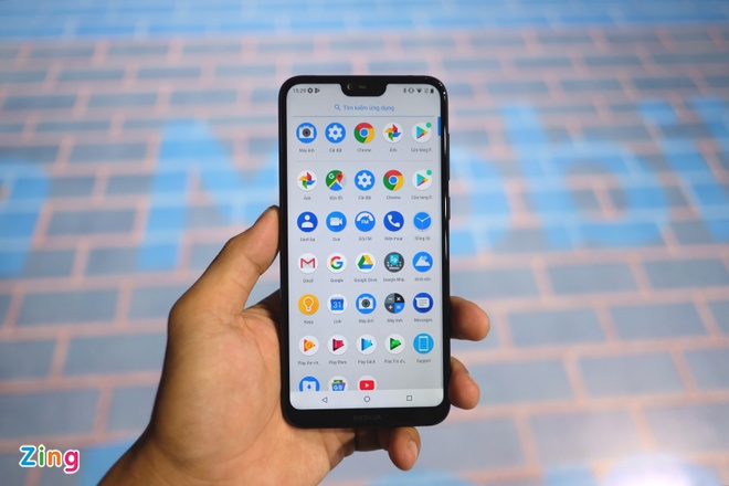 Nokia 6.1 Plus chay Android One, camera kep gia 6,6 trieu tai VN hinh anh 9