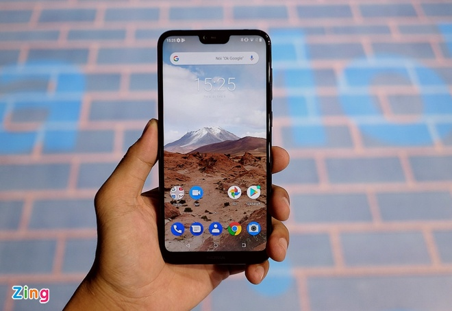 Nokia 6.1 Plus chay Android One, camera kep gia 6,6 trieu tai VN hinh anh 3