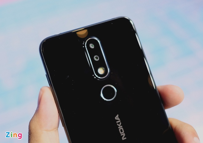 Nokia 6.1 Plus chay Android One, camera kep gia 6,6 trieu tai VN hinh anh 10