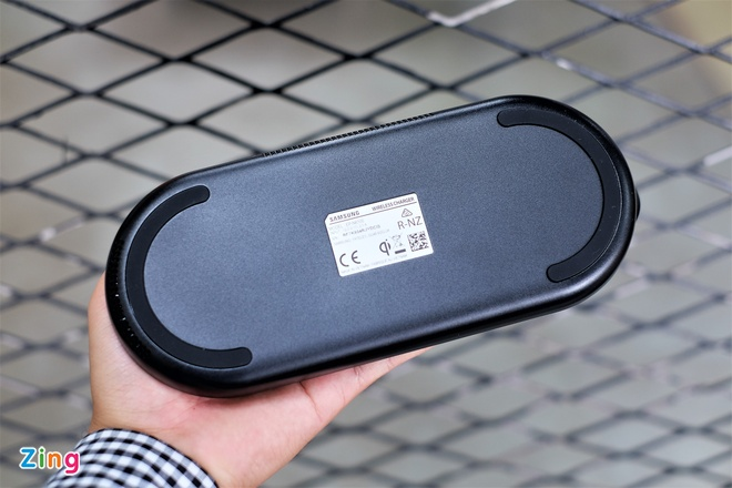 Trai nghiem Wireless Charger Duo anh 4