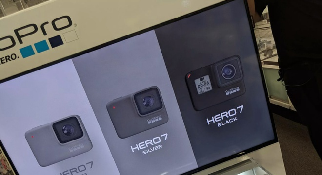 GoPro Hero 7 co the ra mat cuoi thang 9 hinh anh