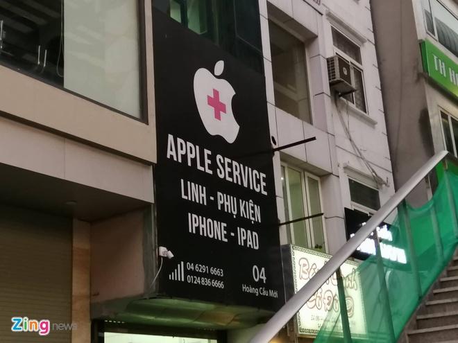 cua hang 'nhai' Apple o VN anh 4