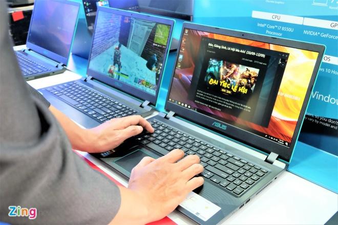Asus tung laptop gaming gia 16,9 trieu dong o VN hinh anh 3