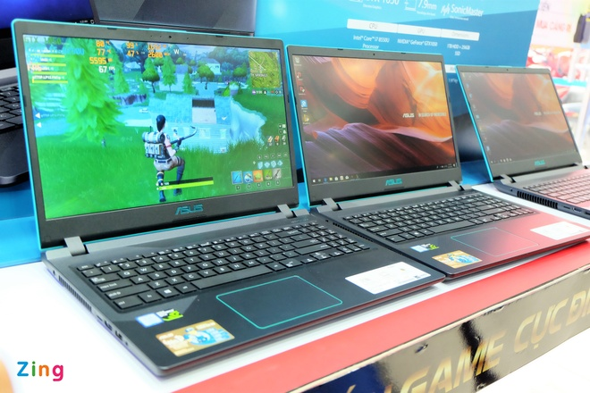 Asus tung laptop gaming gia 16,9 trieu dong o VN hinh anh 1
