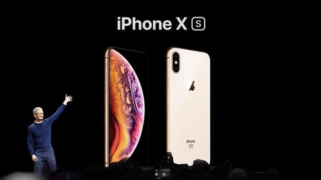 Su kien ra mat iPhone 2018 trong 3 phut hinh anh