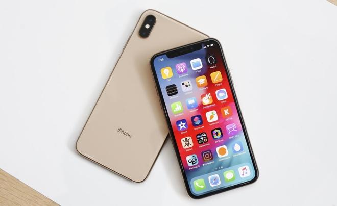 Chua ve VN, iPhone XS va XR xach tay da loan gia hinh anh
