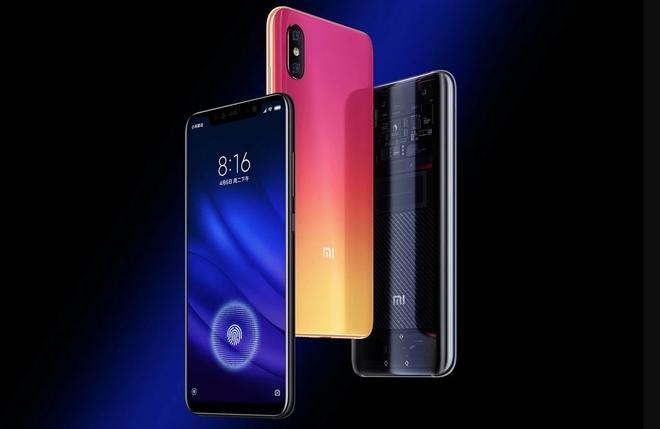 Xiaomi gioi thieu Mi 8 Pro - chip Snapdragon 845, gia 467 USD hinh anh 5