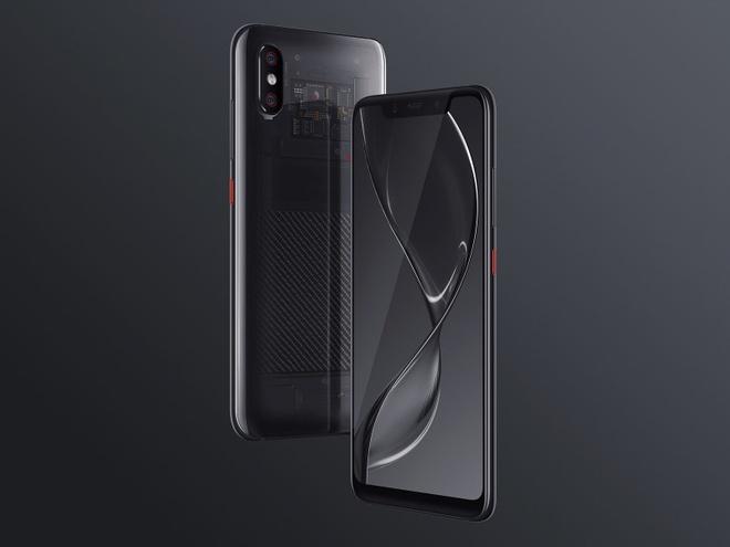 Xiaomi gioi thieu Mi 8 Pro - chip Snapdragon 845, gia 467 USD hinh anh 3