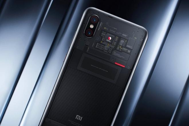 Xiaomi gioi thieu Mi 8 Pro - chip Snapdragon 845, gia 467 USD hinh anh