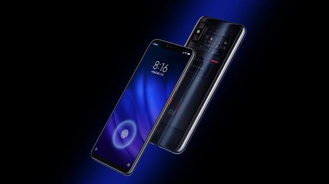 Xiaomi gioi thieu Mi 8 Pro - chip Snapdragon 845, gia 467 USD hinh anh 1
