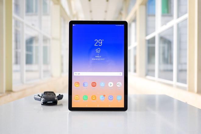 Chi tiet Samsung Galaxy Tab S4 - su tro lai cua tablet cao cap Android hinh anh