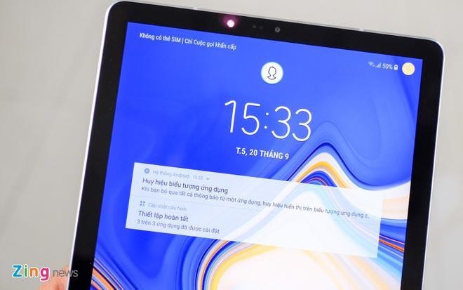 Trai nghiem Galaxy Tab S4 anh 6