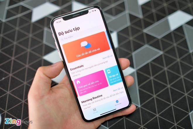 Trai nghiem Siri Shortcuts tren iOS 12 hinh anh