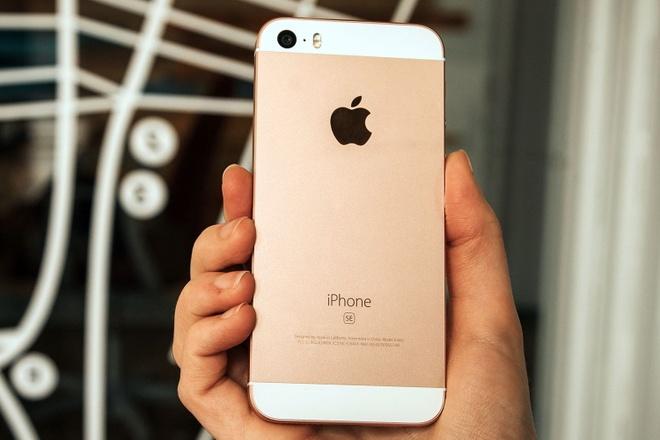 Tam biet iPhone SE hinh anh 1