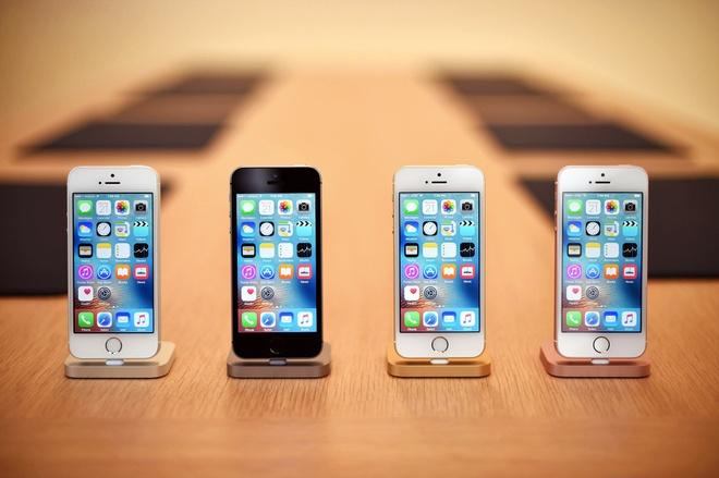Tam biet iPhone SE hinh anh 2
