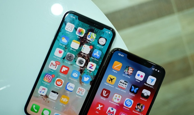iPhone XS xach tay My ve Viet Nam, gia tiep tuc giam hinh anh