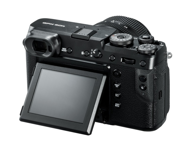 Fujifilm se ra mat dong mirrorless medium format gia 4.500 USD hinh anh 1