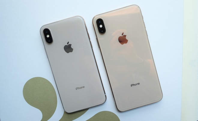 Bien iPhone X thanh XS gia 200.000 dong o VN hinh anh