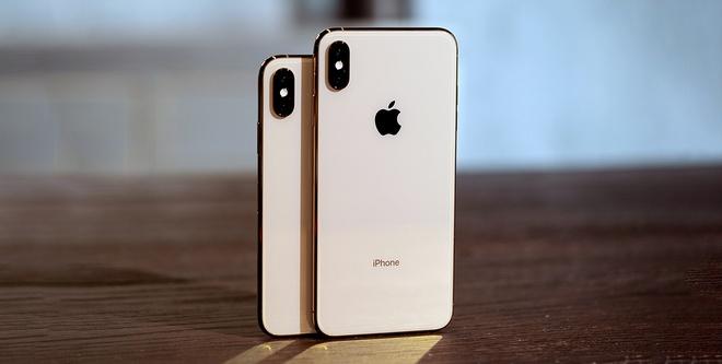 iPhone XS va XS Max 'doi lot' quoc te, rao ban gia thap o VN hinh anh