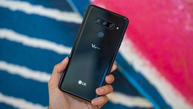 LG ra smartphone co 5 camera, gia tu 900 USD hinh anh