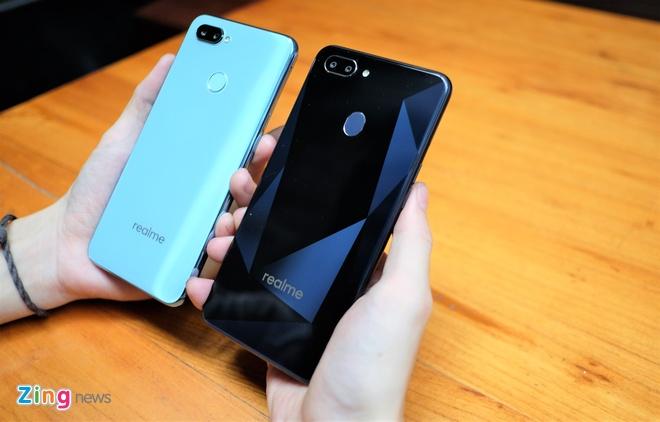 Chi tiet Realme 2 Pro sap len ke: RAM 8 GB, gia khoang 7 trieu dong hinh anh 3