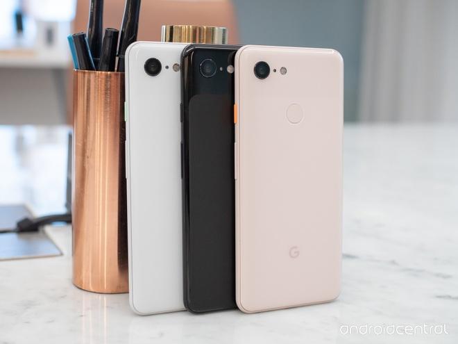 Video gioi thieu Google Pixel 3 va Pixel 3 XL hinh anh