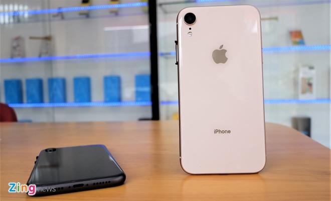 iPhone XR chua mo ban nhung hang nhai da xuat hien tai VN hinh anh 10
