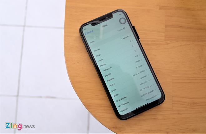 iPhone XR chua mo ban nhung hang nhai da xuat hien tai VN hinh anh 8