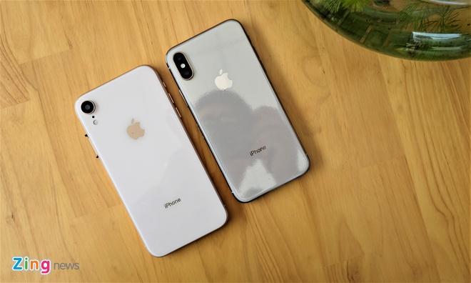 iPhone XR chua mo ban nhung hang nhai da xuat hien tai VN hinh anh 6