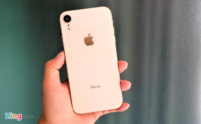 iPhone XR chua mo ban nhung hang nhai da xuat hien tai VN hinh anh 2