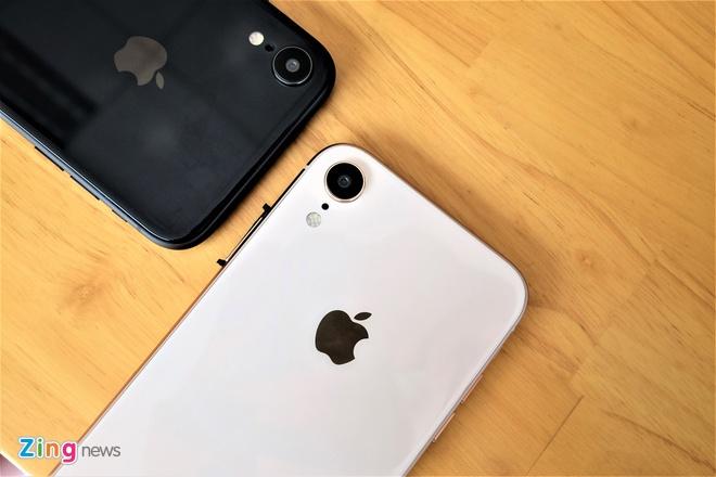 iPhone XR chua mo ban nhung hang nhai da xuat hien tai VN hinh anh 1