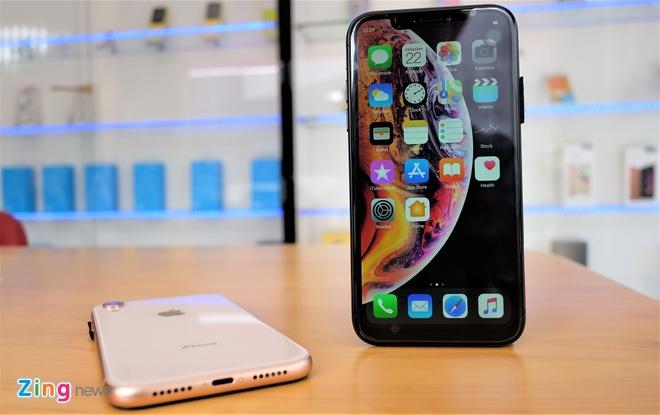 iPhone XR chua mo ban nhung hang nhai da xuat hien tai VN hinh anh 3