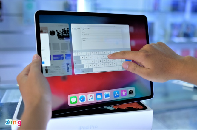 iPad Pro 2018 phien ban 12,9 inch ve VN gia 33,2 trieu dong hinh anh 8