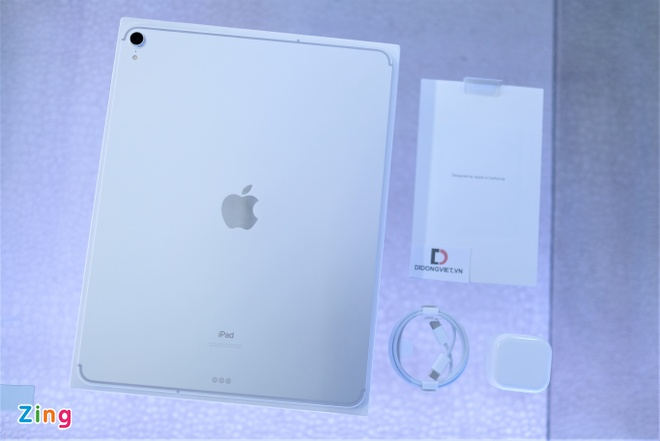 iPad Pro 2018 phien ban 12,9 inch ve VN gia 33,2 trieu dong hinh anh 1