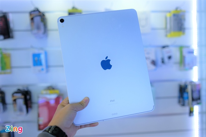 iPad Pro 2018 phien ban 12,9 inch ve VN gia 33,2 trieu dong hinh anh 7