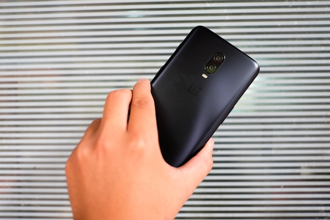 Trai nghiem OnePlus 6T tai VN hinh anh