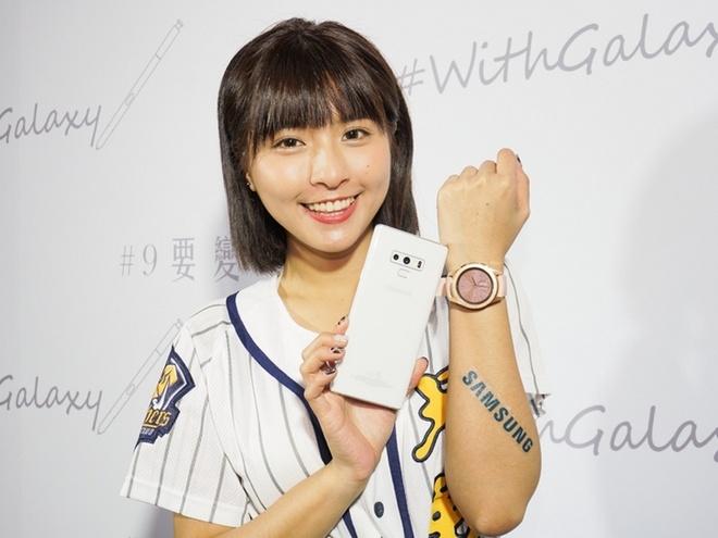 Galaxy Note9 ra mat phien ban mau trang mung le giang sinh hinh anh 5