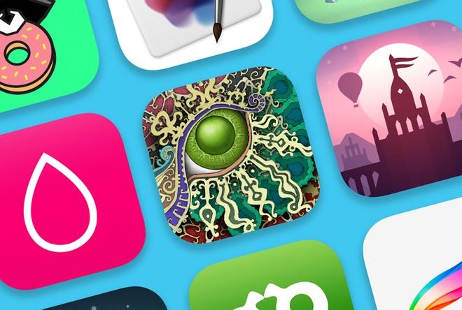 Ung dung va game tot nhat cho iPhone, iPad nam 2018 hinh anh