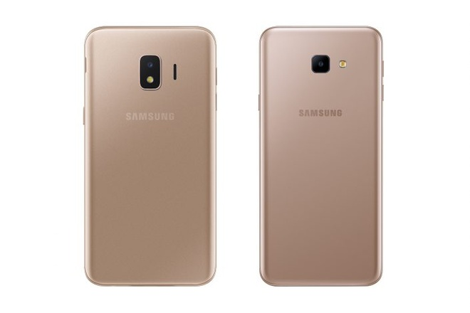 Galaxy J2 Core va J4 Core ra mat, gia tu 2,3 trieu dong tai VN hinh anh 1
