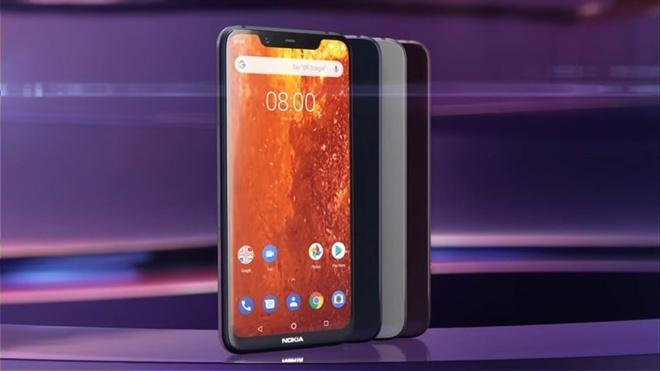Nokia 8.1 ra mat - ban quoc te cua chiec X7, gia 450 USD hinh anh 7