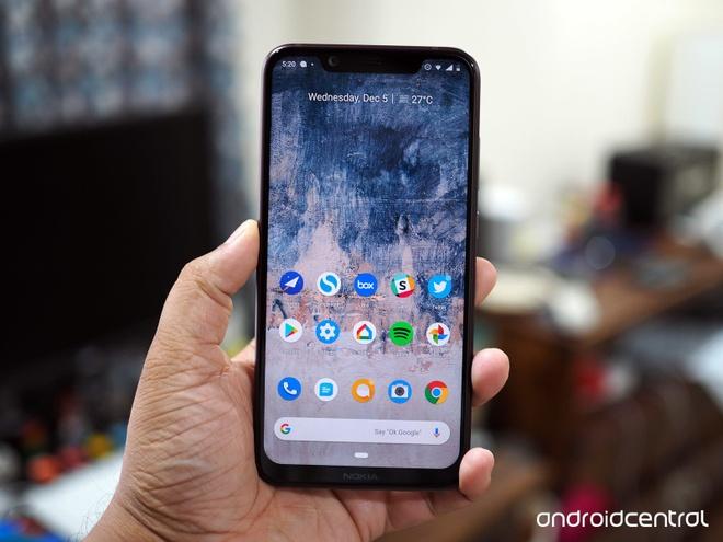 Nokia 8.1 ra mat - ban quoc te cua chiec X7, gia 450 USD hinh anh 2