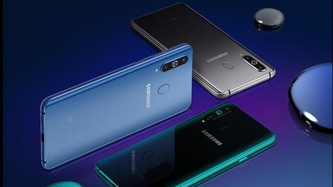 Galaxy A8s ra mat - man hinh 'not ruoi', 3 camera sau hinh anh 7