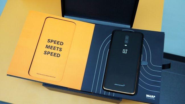 OnePlus 6T phien ban McLaren voi RAM 10 GB, gia 699 USD hinh anh 7
