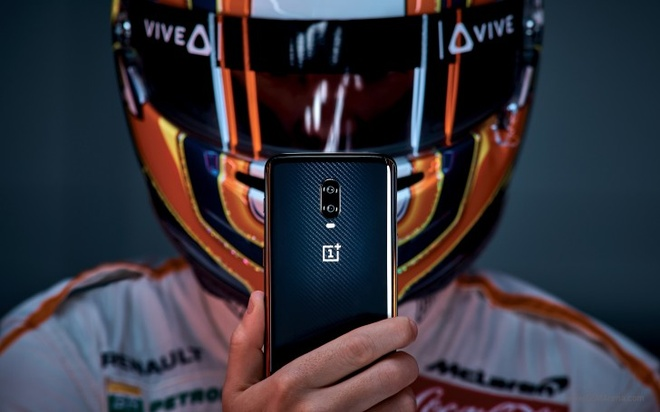 OnePlus 6T phien ban McLaren voi RAM 10 GB, gia 699 USD hinh anh 5