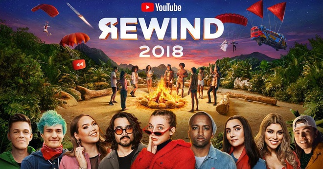 YouTube Rewind 2018 tro thanh video nhieu dislike nhat hinh anh
